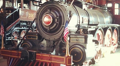 Photo of History Museum B & O Railroad Museum at 901 W Pratt St, Baltimore, MD 21223, United States