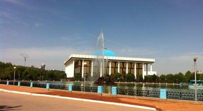 Photo of Park Alisher Navoiy nomidagi Milliy Bogi | Национальный парк имени Алишера Навои at Tashkent, Uzbekistan