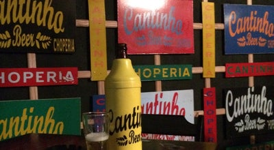 Photo of Bar Cantinho Beer at Brazil