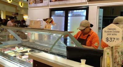 Photo of Ice Cream Shop Nutrisa at Mexico