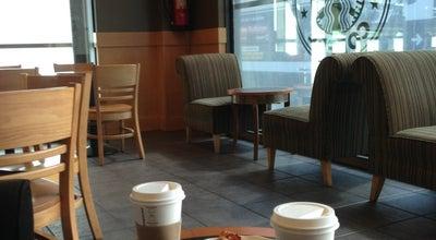 Photo of Coffee Shop Starbucks at Av. Diagonal, 208, Barcelona 08018, Spain