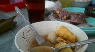 Photo of Asian Restaurant Bakso Sumber Rejeki at Jl. Yos Sudarso Gendingan, Sragen, Indonesia