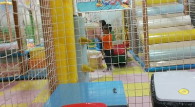 Photo of Playground Super Zone Playground at Samarinda Central Plaza 4th, Samarinda 75113, Indonesia