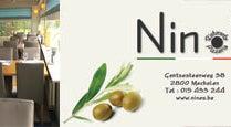 Photo of Italian Restaurant Nino's at Gentsesteenweg 38, Mechelen 2800, Belgium