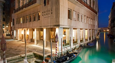 Photo of Hotel Bauer Hotel at San Marco 1459, Venice 30124, Italy