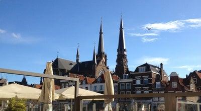 Photo of Sandwich Place Lunchcafé Van 9 tot Zeven! at Markt 28, Delft 2611 GV, Netherlands