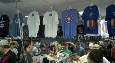 Photo of Bookstore Time Warp Comics & Games at 555 Pompton Ave. (rt. 23), Cedar Grove, NJ 07009, United States