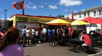 Photo of Food Truck Rutgers Grease Trucks at College Ave., New Brunswick, NJ 08901, United States
