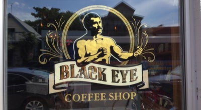 Photo of Cafe Black Eye Coffee Shop at 3408 Navajo St, Denver, CO 80211, United States