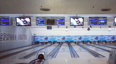 Photo of Bowling Alley Sherwood Bowling Lanes at Canada