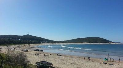 Photo of Beach Fingal Beach at Australia