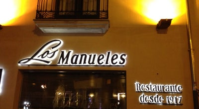 Photo of Spanish Restaurant Restaurante Los Manueles at Calle Reyes Católicos, 52, Granada 18010, Spain