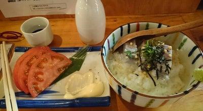 Photo of Sake Bar 焼酎と魚と地鶏の店 ぶぶか at 北区駅元町30-9, 岡山市 700-0024, Japan