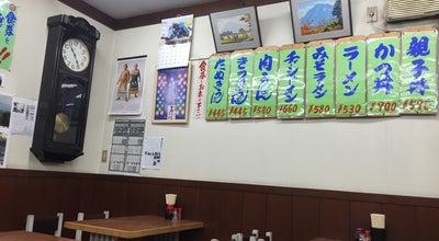 Photo of Diner 松村甘味食堂 at 東町7-8, 秩父市 368-0042, Japan