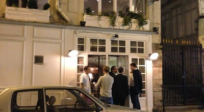 Photo of New American Restaurant Verjus at 47 Rue Montpensier, Paris 75001, France