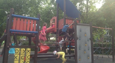 Photo of Playground Kaubamaja mänguväljak at Tartu, Estonia