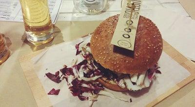 Photo of Burger Joint BIF at Via Spadaccini 4, Catania, Italy