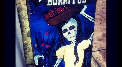 Photo of Burrito Place Budgie's Burritos at 44 Kingsway, Vancouver, BC, Canada