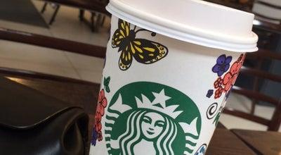 Photo of Coffee Shop Starbucks at Guildhall Walk, Portsmouth, United Kingdom
