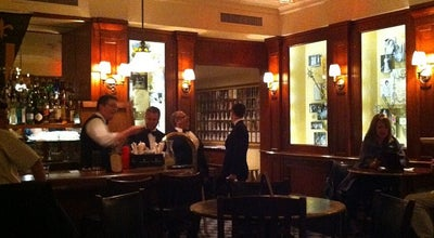 Photo of Bar The Hermes Bar in Antoine's Restaurant at 725 St. Louis Street, New Orleans, LA 70130, United States
