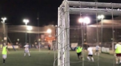 Photo of Soccer Field Futbol Madero at Rawson De Dellepiane 340, Buenos Aires, Argentina