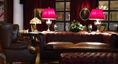 Photo of Hotel Bar The Library Lounge at Faena Hotel+universe, Buenos Aires, Argentina