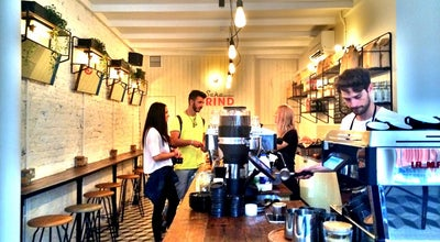 Photo of Cafe Soho Grind at 19 Beak Street, London W1F 9RP, United Kingdom