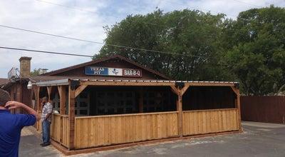 Photo of BBQ Joint Texas Pit BBQ at 324 S Saginaw Blvd, Saginaw, TX 76179, United States