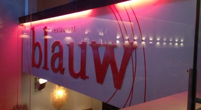 Photo of Indonesian Restaurant Restaurant Blauw at Amstelveenseweg 158-160, Amsterdam 1075 XN, Netherlands