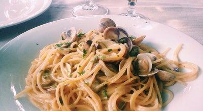 Photo of Seafood Restaurant Trattoria Al Pescatore at Viale Miramare 211, Trieste 34136, Italy