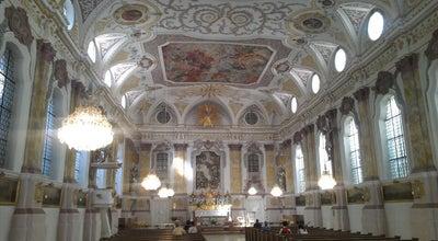 Photo of Church Bürgersaalkirche (Marianische Männerkongregation Maria Verkündigung am Bürgersaal zu München) at Neuhauser Str. 14, Munich 80333, Germany