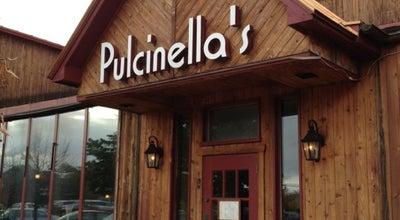 Photo of Italian Restaurant Pulcinella's at 100 Dorset St, South Burlington, VT 05403, United States