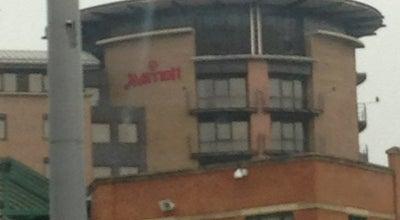 Photo of Hotel Liverpool Marriott Hotel City Centre at 1 Queen Square, Liverpool L1 1RH, United Kingdom