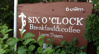 Photo of Breakfast Spot Six O'Clock at Saen Suk, Mueang, Chon Buri 20130, Thailand