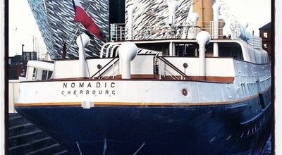 Photo of History Museum SS Nomadic at Hamilton Dock, Queens Rd, Belfast BT3 9DT, United Kingdom