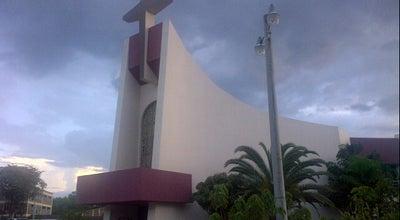Photo of Church Templo de la Juventud San Juan Bosco at Instituto Salesiano San Miguel, Colonia Payaqui, Tegucigalpa, Honduras