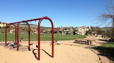 Photo of Playground Rincon Ridge Park at Santa Rosa, CA 95404, United States