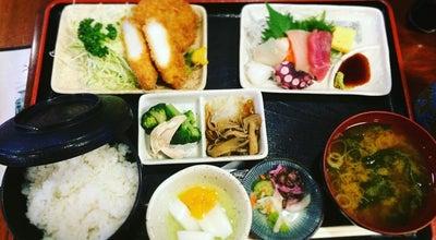 Photo of Japanese Restaurant おかやま食堂 at 新町105, 佐倉市, Japan