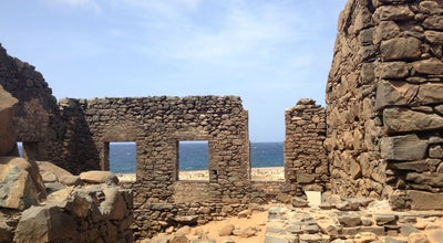 Photo of Historic Site Bushiribana Gold Smelter Ruins at Noordkant, Oranjestad, Aruba