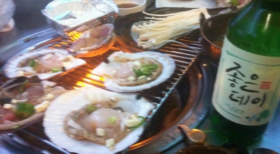Photo of Seafood Restaurant 청사포 수민이네 at 해운대구 중구2동 595-4, 부산광역시 612-849, South Korea