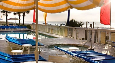 Photo of Hotel Holiday Inn Oceanfront at Surfside Beach at 1601 N Ocean Blvd, Surfside Beach, SC 29575, United States