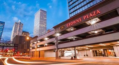 Photo of Hotel Crowne Plaza Denver at 1450 Glenarm Place, Denver, CO 80202, United States
