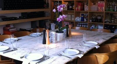 Photo of Mediterranean Restaurant Σπίτι Neat Eat & Cafe at Λεωφ. Καποδιστρίου 42, Νέα Φιλοθέη 151 23, Greece
