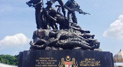 Photo of Monument / Landmark National Monument (Tugu Negara) at Jalan Parlimen, Kuala Lumpur 50480, Malaysia