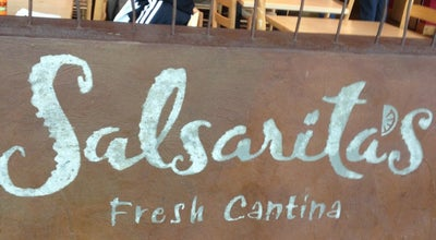 Photo of Mexican Restaurant Salsarita's Fresh Cantina at 1602 Highwoods Blvd, Greensboro, NC 27410, United States