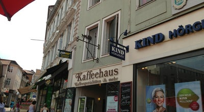 Photo of Cafe Kaffeehaus at Markt 14, Minden 32423, Germany