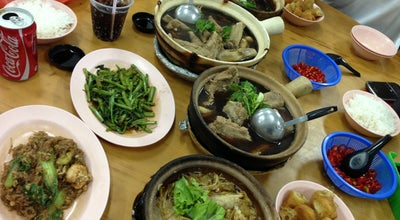 Photo of Chinese Restaurant Sin Heng Claypot Bak Kut Teh 新興瓦煲肉骨茶 at 439 Joo Chiat Rd, Singapore 427652, Singapore