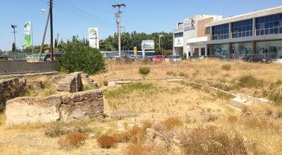 Photo of Historic Site Αρχαίο Θέατρο Ευωνύμου at Álimos, Greece