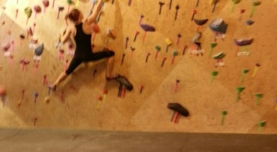 Photo of Climbing Gym Steep Rock Bouldering at 1506 Lexington Ave, New York, NY 10029, United States