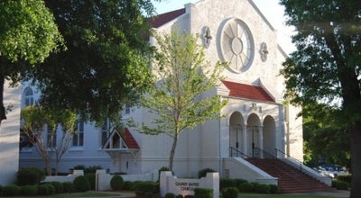 Photo of Church Calvary Baptist Church at 1121 Paul W Bryant Dr, Tuscaloosa, AL 35401, United States
